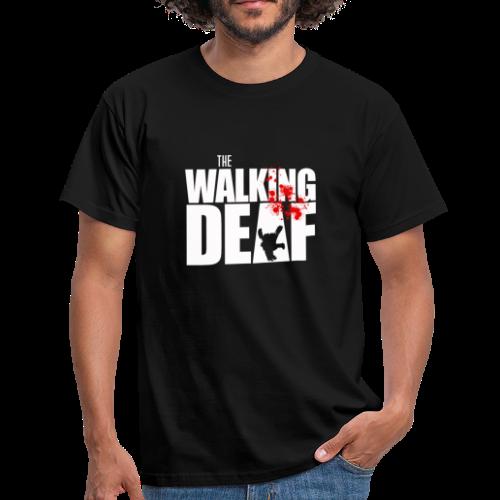 The Walking Deaf - Männer T-Shirt