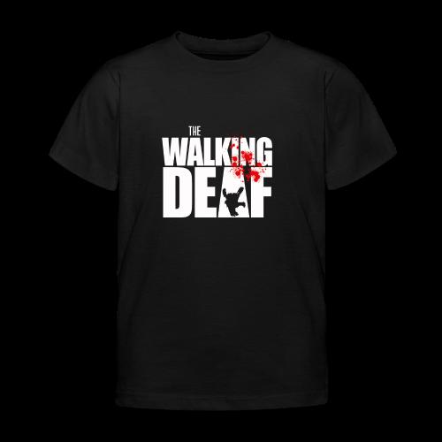 The Walking Deaf - Kinder T-Shirt