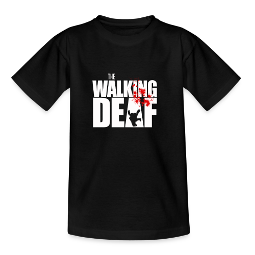 The Walking Deaf - Teenager T-Shirt