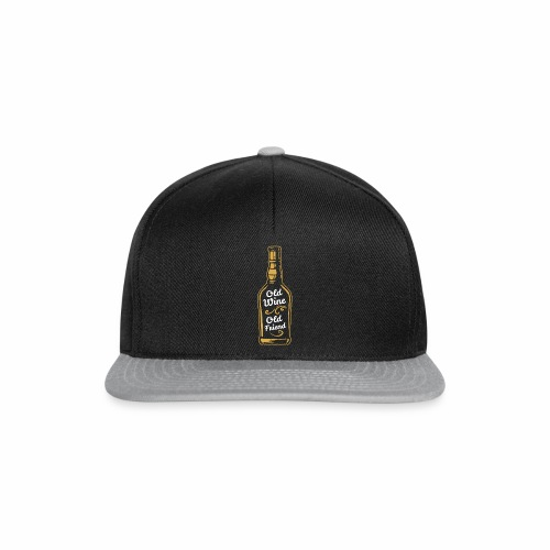 Old Wine - Snapback Cap