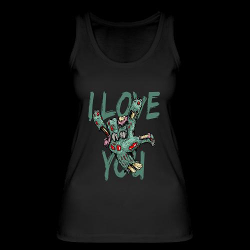 I love You Zombie - Frauen Bio Tank Top von Stanley & Stella