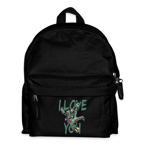 I love You Zombie - Kinder Rucksack