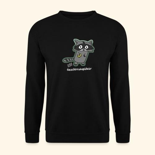 Geschirrabspülbär - Männer Pullover