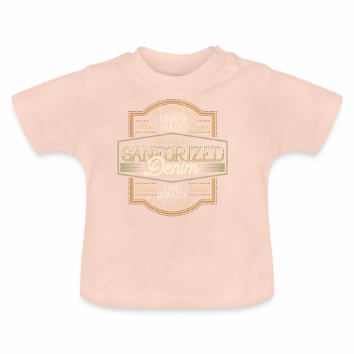 Sanforized Denim - Baby T-Shirt