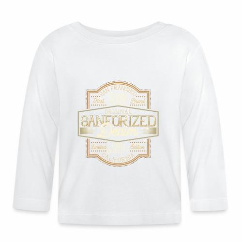Sanforized Denim - Baby Langarmshirt