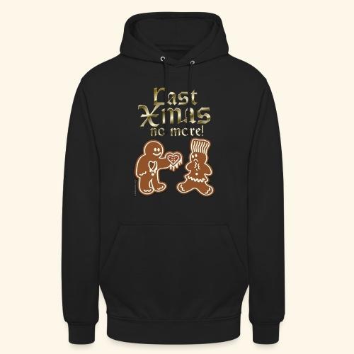 Weihnachts T Shirt Last Xmas - Geschenkidee - Unisex Hoodie