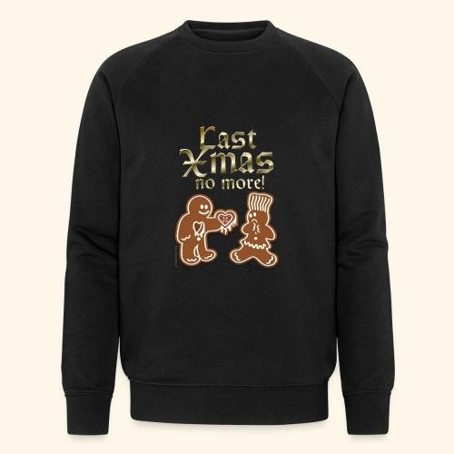 Weihnachts T Shirt Last Xmas - Geschenkidee - Männer Bio-Sweatshirt von Stanley & Stella