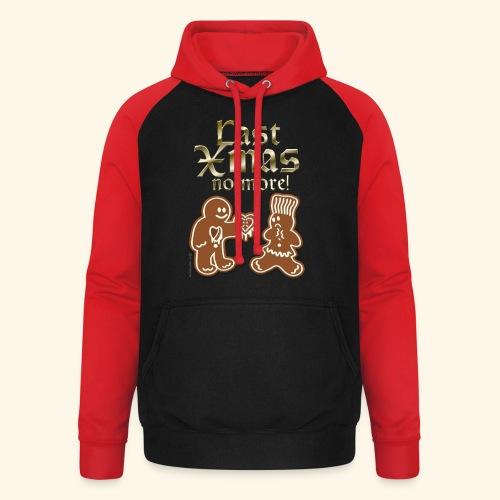 Weihnachts T Shirt Last Xmas - Geschenkidee - Unisex Baseball Hoodie