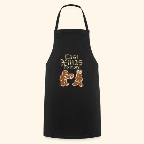 Weihnachts T Shirt Last Xmas - Geschenkidee - Kochschürze