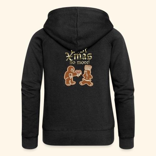 Weihnachts T Shirt Last Xmas - Geschenkidee - Frauen Premium Kapuzenjacke
