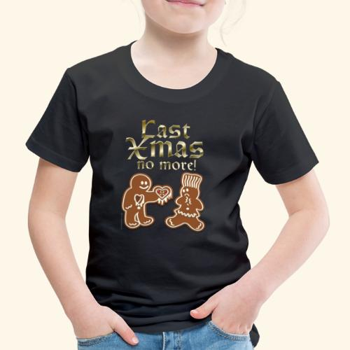 Weihnachts T Shirt Last Xmas - Geschenkidee - Kinder Premium T-Shirt
