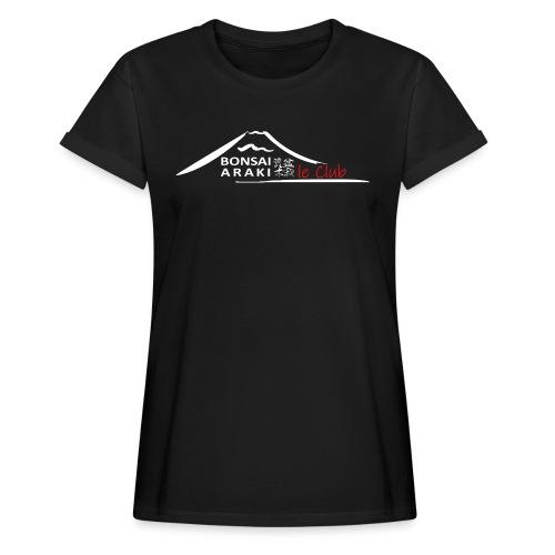 Bonsai CLUB ARAKI  - T-shirt oversize Femme
