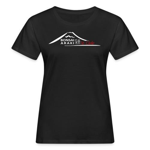 Bonsai CLUB ARAKI  - T-shirt bio Femme
