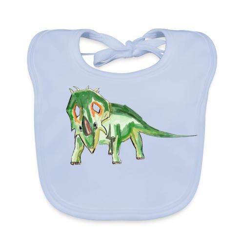 Sinoceratops - Baby Bio-Lätzchen