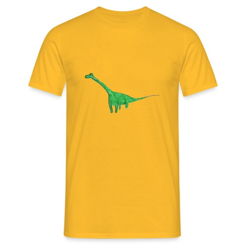 Langhals - Männer T-Shirt