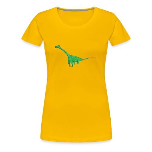 Langhals - Frauen Premium T-Shirt