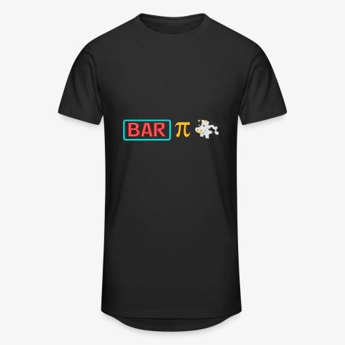 Bar Pi Kuh - Männer Urban Longshirt