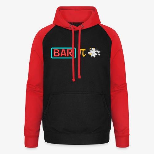 Bar Pi Kuh - Unisex Baseball Hoodie