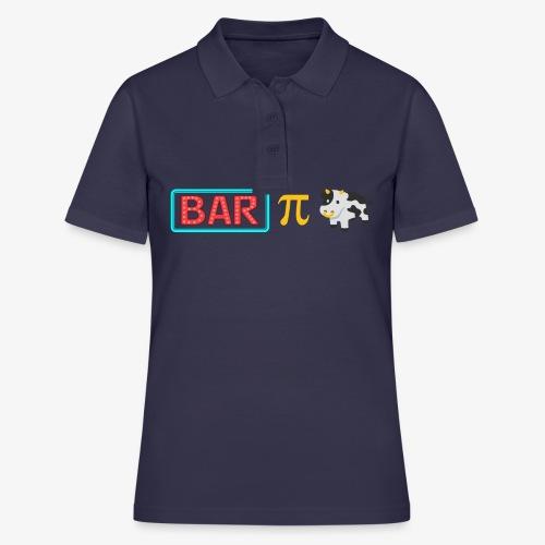 Bar Pi Kuh - Frauen Polo Shirt
