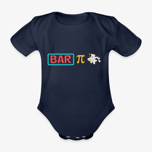 Bar Pi Kuh - Baby Bio-Kurzarm-Body