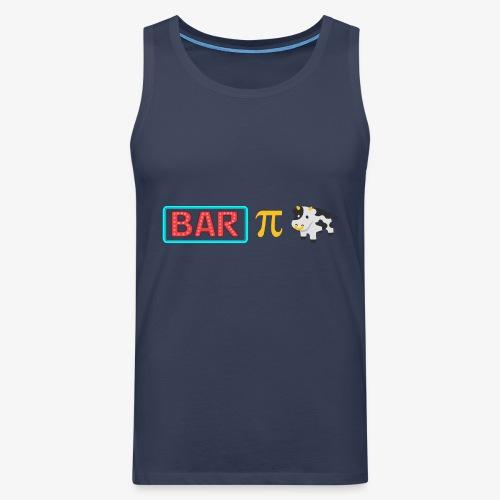 Bar Pi Kuh - Männer Premium Tank Top