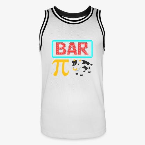 Bar Pi Kuh - Männer Basketball-Trikot
