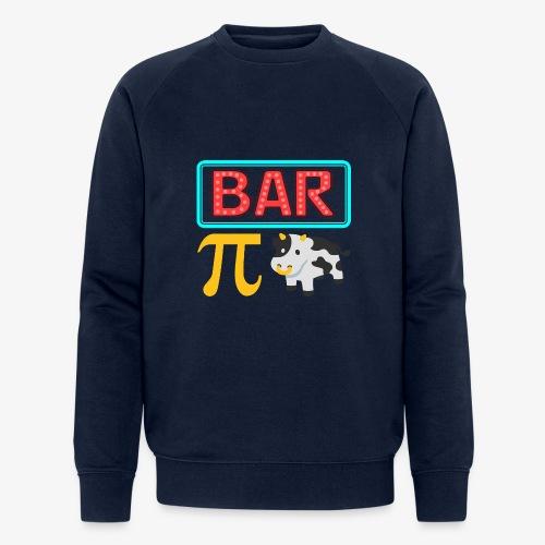 Bar Pi Kuh - Männer Bio-Sweatshirt von Stanley & Stella