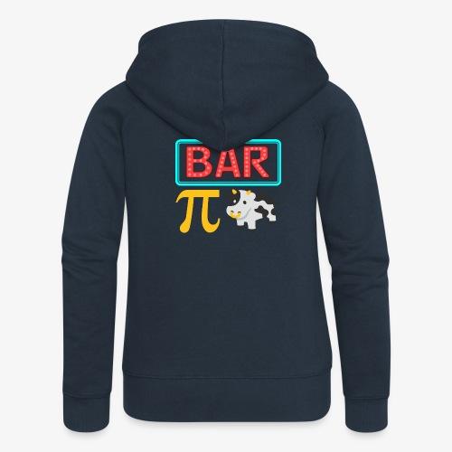 Bar Pi Kuh - Frauen Premium Kapuzenjacke