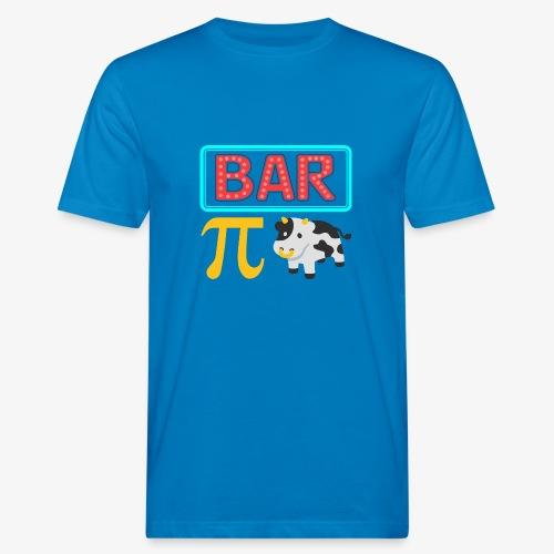Bar Pi Kuh - Männer Bio-T-Shirt
