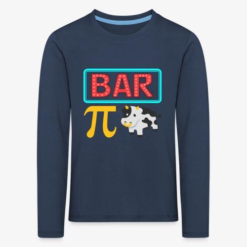 Bar Pi Kuh - Kinder Premium Langarmshirt