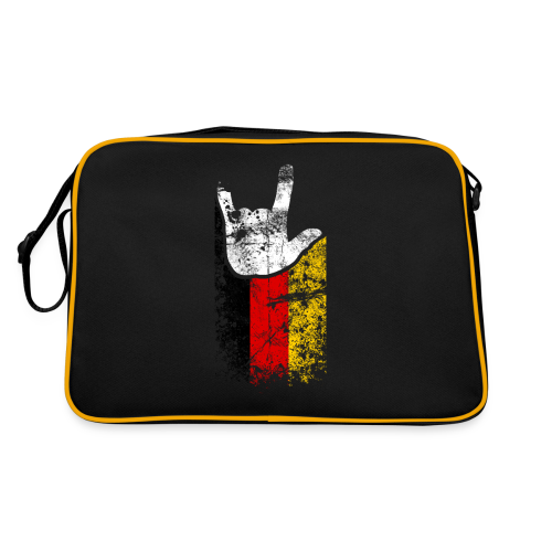 ILY Germany Handsign - Retro Tasche
