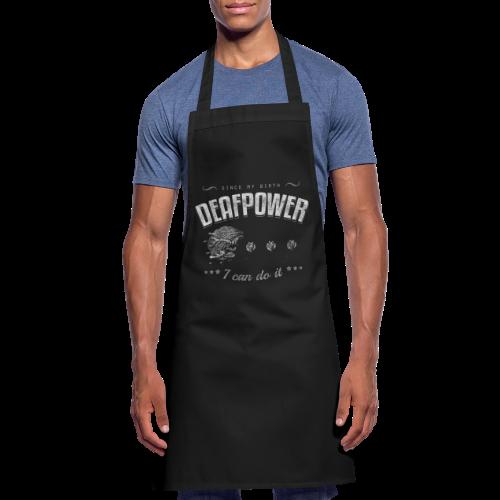 Deafpower - Kochschürze