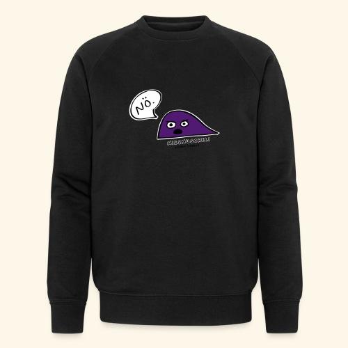 Miesmuscheli sagt NÖ! - Männer Bio-Sweatshirt von Stanley & Stella