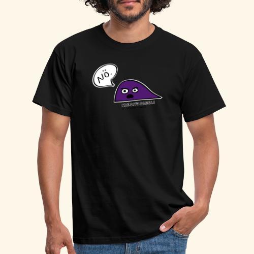 Miesmuscheli sagt NÖ! - Männer T-Shirt