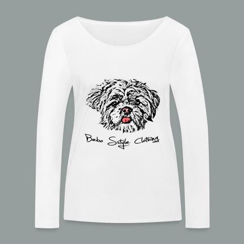 Shih Tzu - Frauen Bio-Langarmshirt von Stanley & Stella