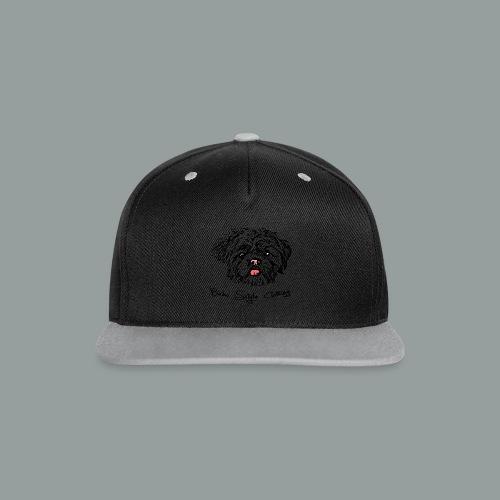 Shih Tzu - Kontrast Snapback Cap