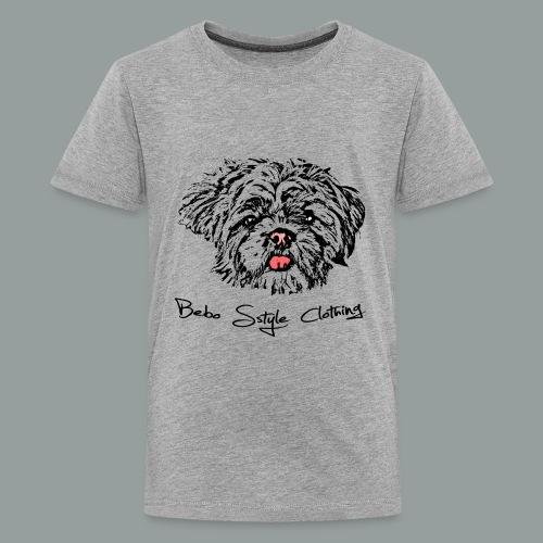 Shih Tzu - Teenager Premium T-Shirt
