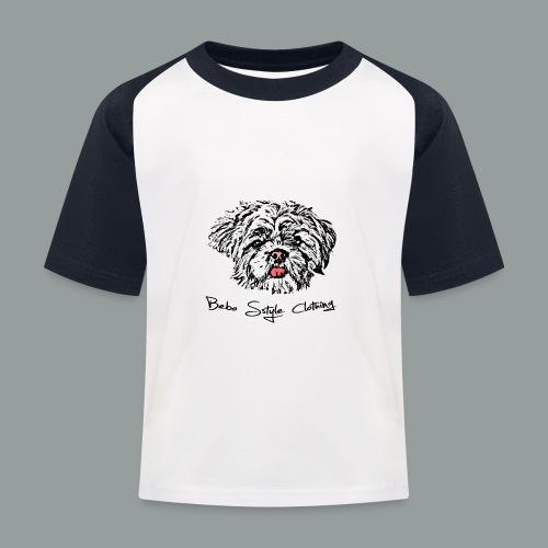 Shih Tzu - Kinder Baseball T-Shirt