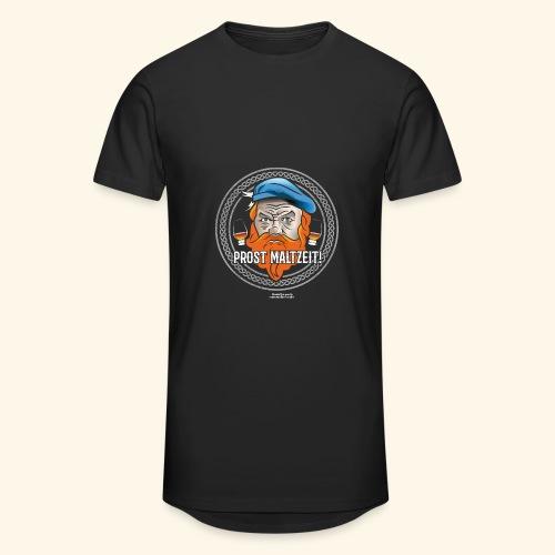 Whisky T Shirt Prost Maltzeit - Männer Urban Longshirt