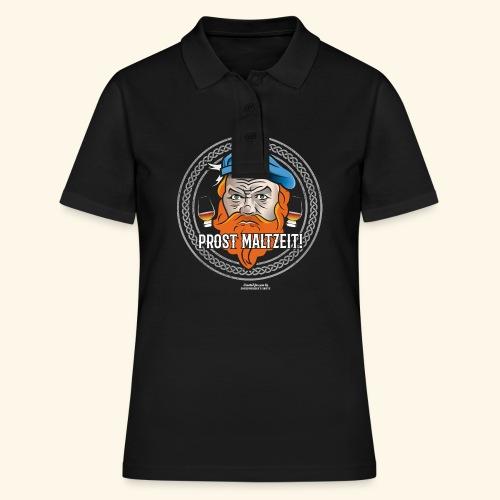 Whisky T Shirt Prost Maltzeit - Frauen Polo Shirt