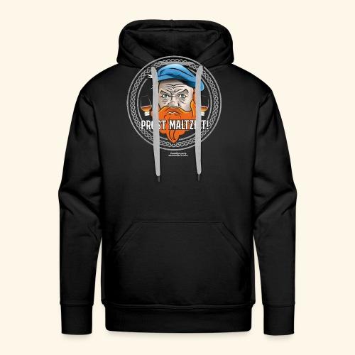 Whisky T Shirt Prost Maltzeit - Männer Premium Hoodie