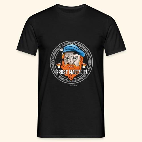 Whisky T Shirt Prost Maltzeit - Männer T-Shirt
