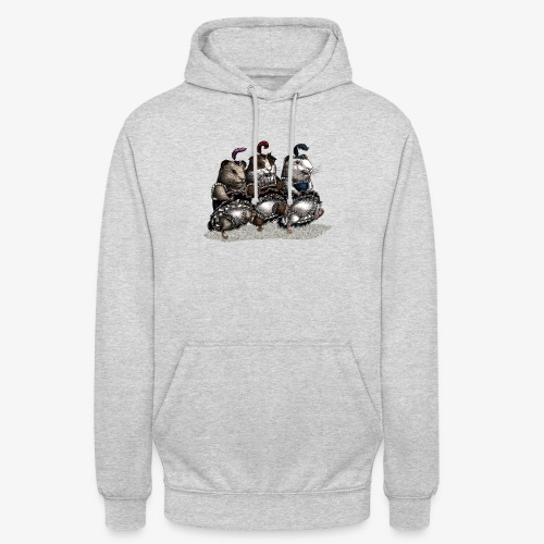Guinea Pig Can-can - Unisex Hoodie