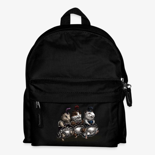 Guinea Pig Can-can - Kids' Backpack