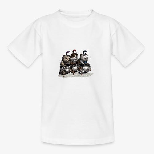 Guinea Pig Can-can - Kids' T-Shirt
