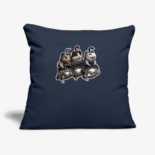 Guinea Pig Can-can - Sofa pillow cover 44 x 44 cm