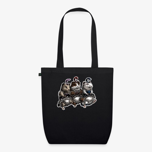 Guinea Pig Can-can - EarthPositive Tote Bag