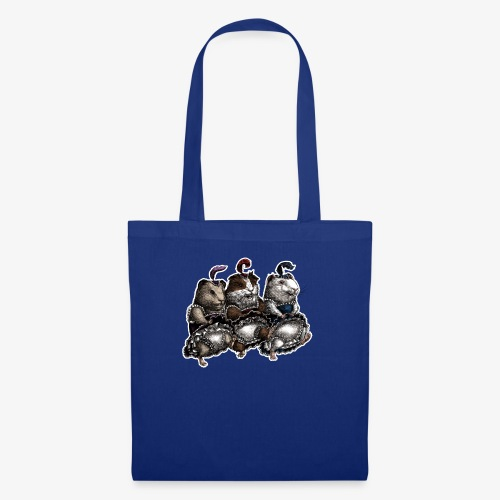 Guinea Pig Can-can - Tote Bag
