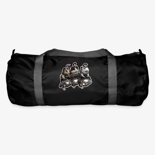 Guinea Pig Can-can - Duffel Bag