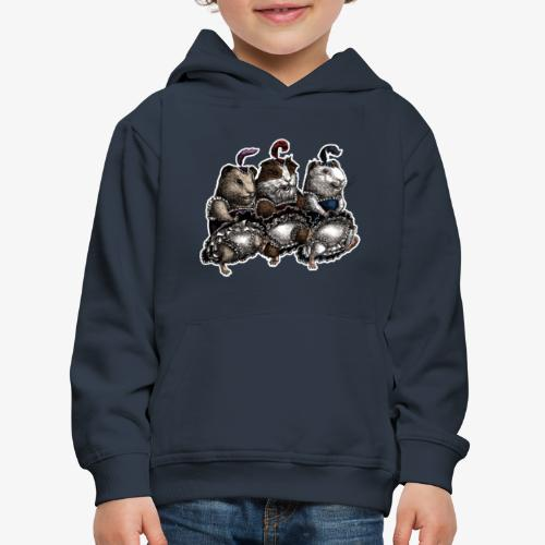 Guinea Pig Can-can - Kids' Premium Hoodie